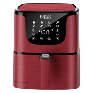 Product_奇妙_Ultima Cosa Presto Luxe Plus Air Fryer 5L (Red)