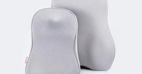 8H汽车头枕腰靠套装,缓解老司机的驾驶疲劳