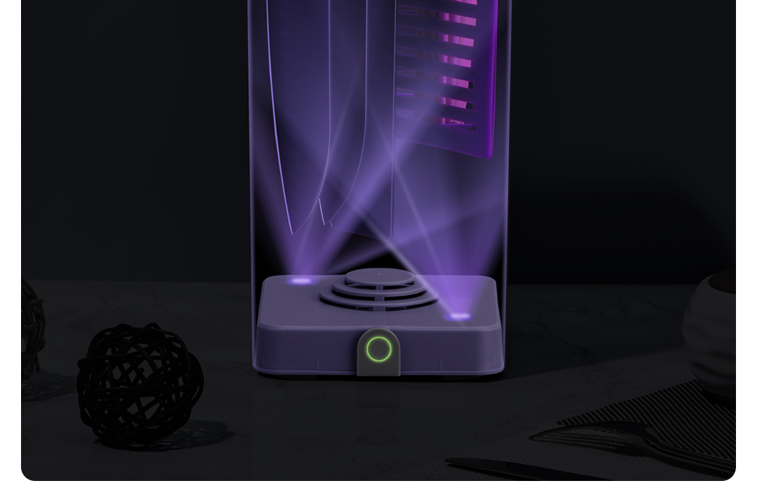 Product_奇妙_火候深紫外自动消毒刀筷架
