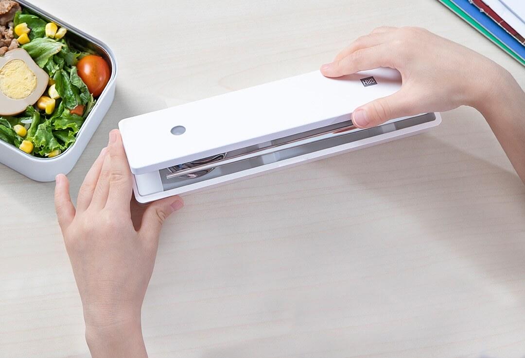 Product_奇妙_火候自消毒便携餐具盒