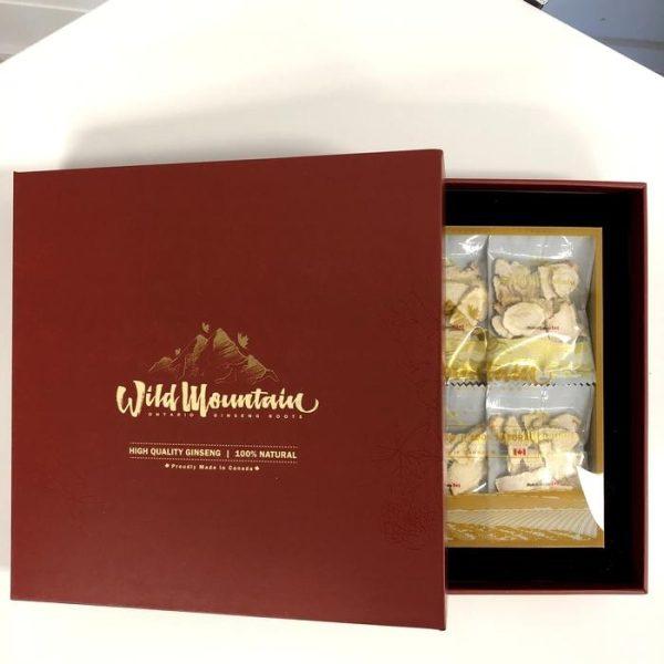 Product_奇妙_Wild Mountain野山牌加拿大安大略西洋参袋装参片礼盒 p-3-