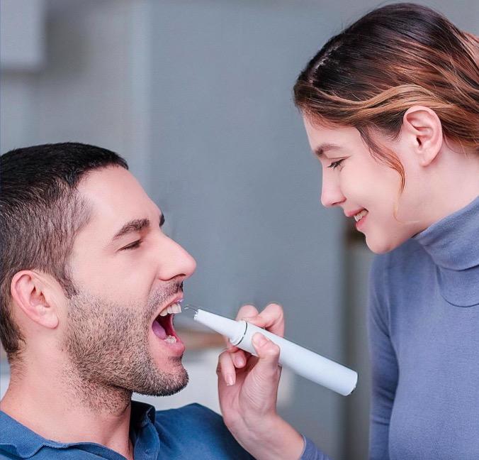 素诺-•-智能可视超声波洁牙仪