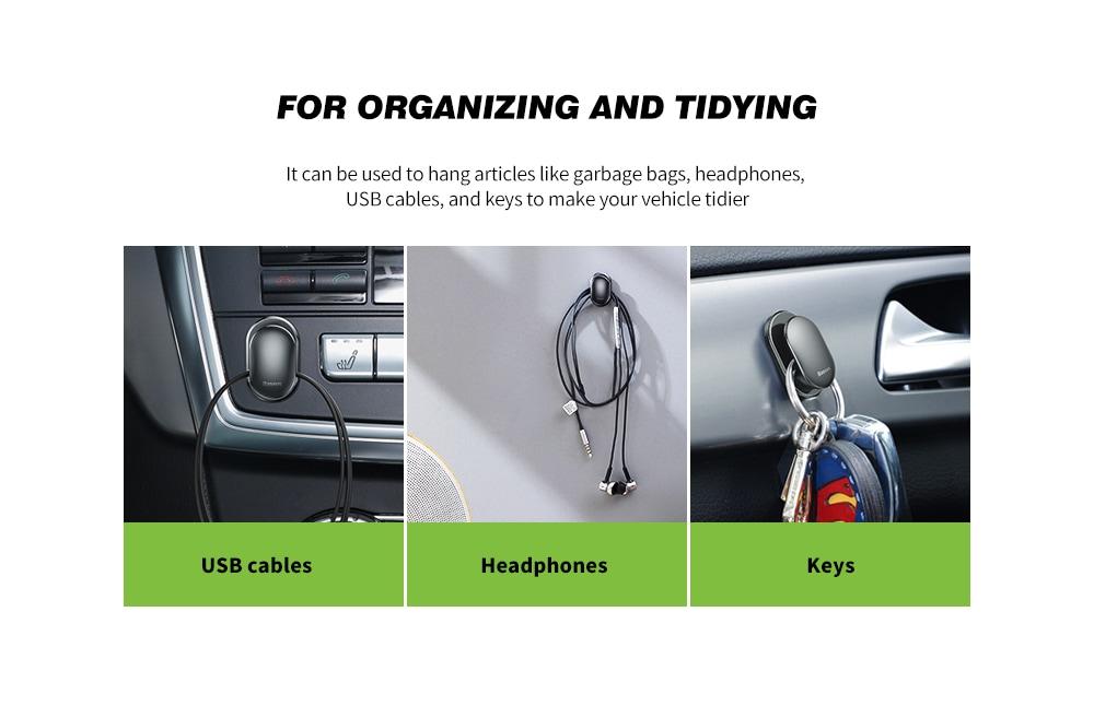 product-Baseus - Car Clip Hook