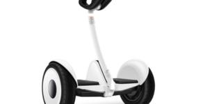 小米九号平衡车,代步回头率满分的大玩具