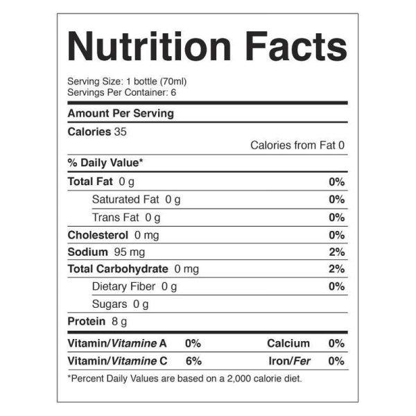 奇妙零食 - 康尔斯 极品有机鸡精 不含脂肪,不含胆固醇,钠含量低,熬夜补救神器