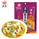【 德庄 • 老坛酸菜鱼调料 】350G 一料百搭|万般滋味随时品尝