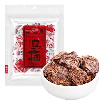product_奇妙_小梅屋四贵乌梅