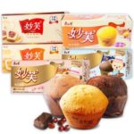 【康师傅 • 妙芙蛋糕】牛奶红豆味/花样水果味/香芋牛奶味