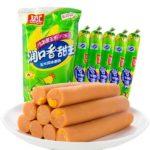 【双汇 • 润口香甜王】玉米风味香肠