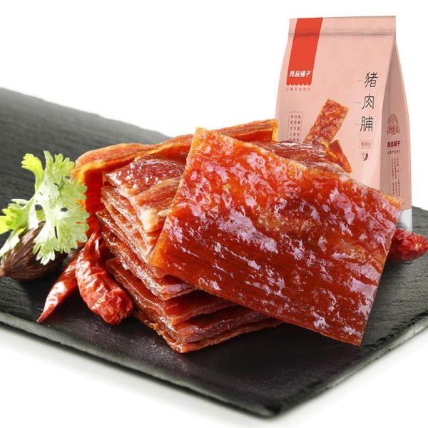 奇妙零食-良品铺子猪肉脯200g