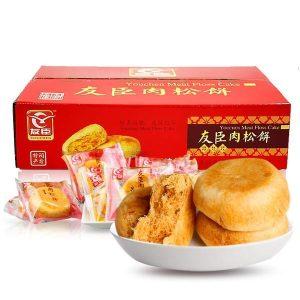 奇妙零食-友臣肉松饼
