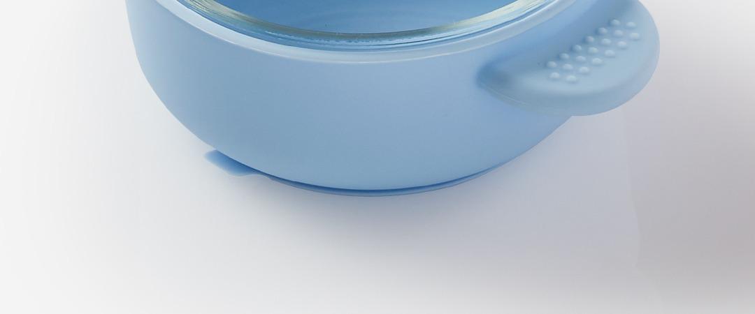 奇妙——kalar 婴儿玻璃辅食碗勺