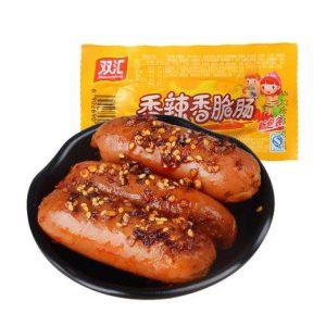 奇妙零食-双汇香辣香脆肠35g
